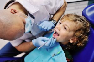 a dental check up