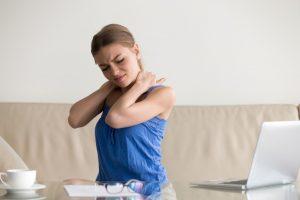 woman expereriencing chronic fatigue