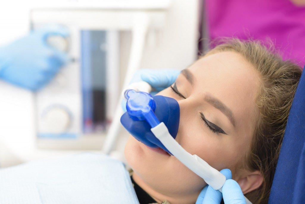 sedation before dental procedure