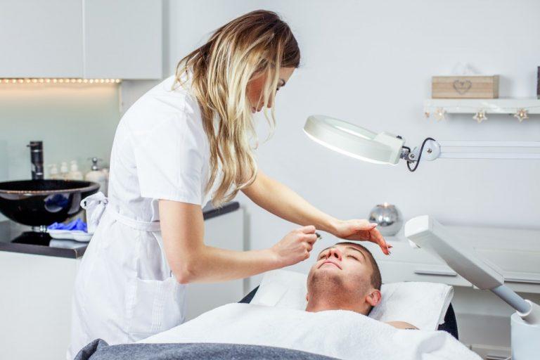 Skin checkup