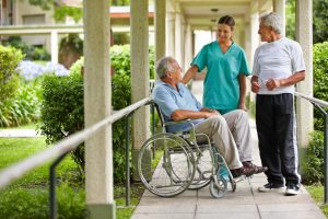 Senior Care Service Facility