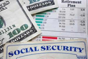 Social security card money and retirement