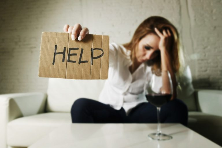 Alcoholic asking for help