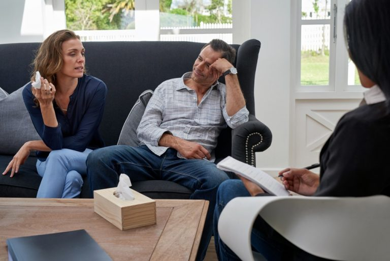 Conflict Between Spouses